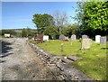 SK1483 : Castleton Burial Ground by David Dixon