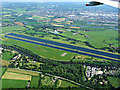 SU9277 : Eton Dorney from the air by Thomas Nugent