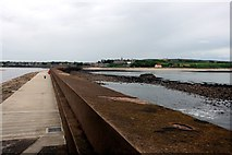 NU0052 : Berwick Pier by Graham Hogg