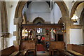 TF0471 : Interior, St Clement's church, Fiskerton by J.Hannan-Briggs