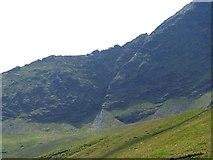 NY3228 : Distant view of Sharp Edge by Gordon Hatton