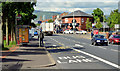 J3674 : Holywood Arches bus stop (EWAY), Belfast - May 2014(1) by Albert Bridge