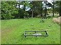 NU0724 : Picnic area, Hepburn by Richard Webb