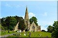 SO8604 : Cemetery chapel, Stroud  by Philip Pankhurst