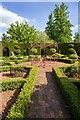 SP5242 : The Sculpture Garden, Thenford Arboretum by David P Howard