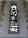 SP7006 : St Mary, Thame: stained glass window (L) by Basher Eyre