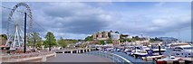 SX9163 : Torquay from Princess Gardens by Len Williams