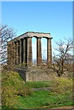 NT2674 : The Scottish National Monument by John Myers