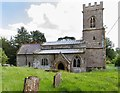 SP5141 : St Mary's Church, Thenford by David P Howard