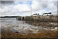 B9233 : Ballyness Pier by Anne Burgess