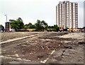 SJ9594 : Site of former Multi-storey car park by Gerald England