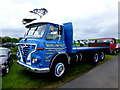 H5267 : Foden lorry (side view) by Kenneth  Allen