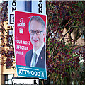J5081 : 'SDLP' election poster, Bangor by Rossographer