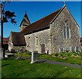 ST4168 : Church of St John the Evangelist, Kenn by Jaggery