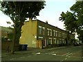 TQ3479 : Houses on Clements Road, Bermondsey by Stephen Craven