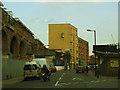 TQ3478 : Blue Anchor Lane, Bermondsey by Stephen Craven
