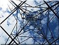 SD7311 : Electricity pylon by Philip Platt