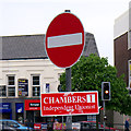 J5081 : 'Independent' election poster, Bangor by Rossographer