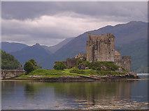 NG8825 : Eilean Donan Castle by Stuart Wilding