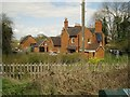 SP0563 : Former Studley railway station, Green Lane, Studley by Robin Stott