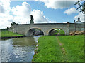 SP9319 : Bridge 121, Grand Union Canal by Robin Webster