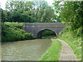 SP8927 : Bridge 108, Grand Union Canal by Robin Webster