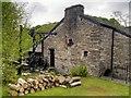 SD3788 : Stott Park Bobbin Mill (rear of Old Mill) by David Dixon