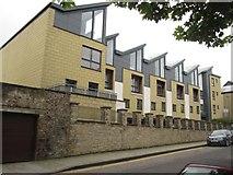 NT2774 : Modern apartment block, Spring Gardens, Edinburgh by Graham Robson