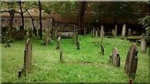 TQ3282 : Bunhill Fields Burial Ground by Bikeboy