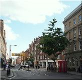 TQ2881 : Marylebone High Street, London W1 by David Hallam-Jones