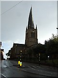 SK3871 : Church of St Mary and All Saints, Chesterfield by JThomas