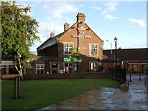 SK3871 : The Crooked Spire pub, Chesterfield by JThomas