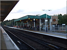 SK3871 : Chesterfield Railway Station by JThomas