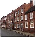SJ4912 : The Hive Music & Media Centre, Shrewsbury by Jaggery