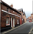 SJ4912 : 18th century house in Belmont, Shrewsbury by Jaggery