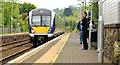 J4582 : Train, Helen's Bay (May 2014) by Albert Bridge