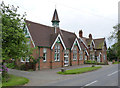 SK5422 : The Old School and School House, Stanford on Soar by Alan Murray-Rust