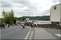 SD4096 : Promenade, Bowness-on-Windermere by David Dixon