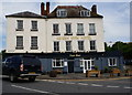 SO8454 : The Seven View Hotel, Worcester by Ian S