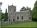 SK5724 : Church of All Saints, Rempstone by Alan Murray-Rust