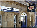 SE2421 : Signage at Dewsbury by Bob Harvey