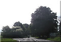 SD6078 : B6446 junction from A65 by John Firth