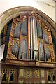 SK8791 : Organ, St Laurence's church, Corringham by J.Hannan-Briggs
