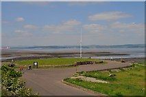 NT1977 : Cramond Foreshore by Robert Struthers
