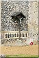 TM3493 : St Michael, Broome - Calvary by John Salmon