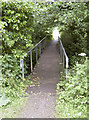 ST5868 : Bridge to The Junction by Neil Owen