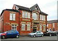 SJ9698 : Stayley Ward Liberal Club by Gerald England