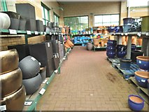SO9198 : Pots at Homebase by Gordon Griffiths