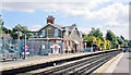 TQ1486 : South Harrow station, Piccadilly Line by Ben Brooksbank