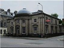 NT2776 : Former bank building, Bernard Street, Leith by Graham Robson